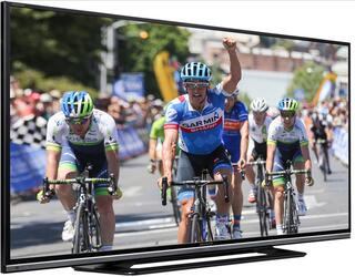 "42"" (106 см)  LED-телевизор Sharp LC-42LE265RU черный"