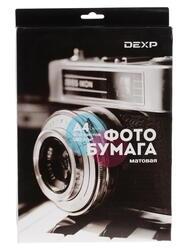 Фотобумага DEXP Deluxe Matt 0805580