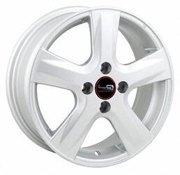 Автомобильный диск Литой LegeArtis HND117 6x15 4/100 ET 48 DIA 54,1 Sil