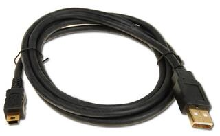 Кабель L-PRO 1062 USB A - mini USB черный