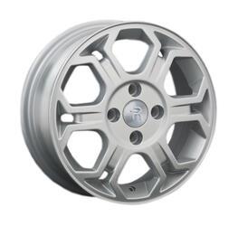 Автомобильный диск литой Replay FD19 6x15 4/108 ET 52 DIA 63,3 Sil