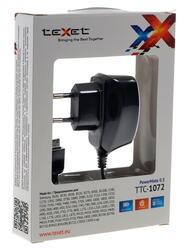 Сетевое зарядное устройство teXet TPC-1072