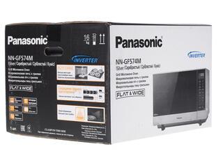 Микроволновая печь Panasonic NN-GF574MZPE серебристый