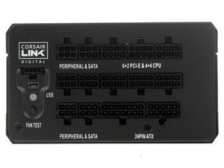 Блок питания Corsair HXi 1000W [CP-9020074-EU]