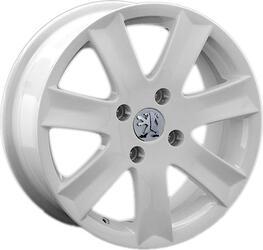 Автомобильный диск Литой Replay PG10 6x15 4/108 ET 27 DIA 65,1 White