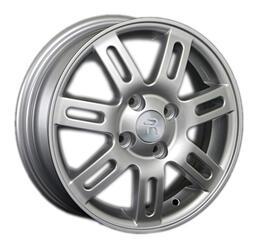 Автомобильный диск Литой Replay KI113 5x14 4/100 ET 46 DIA 54,1 Sil