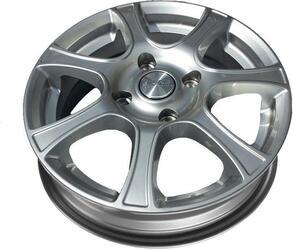 Автомобильный диск литой Скад Торнадо 5,5x15 4/108 ET 20 DIA 72,6 Селена