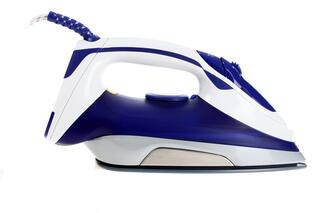 Утюг Mystery MEI-2210  белый, синий