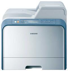 Принтер лазерный Samsung CLP-600N
