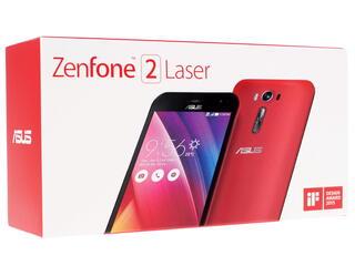 """5"""" Смартфон ASUS ZenFone 2 Laser ZE500KL 16 ГБ красный"""