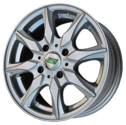 Автомобильный диск Литой Nitro Y3127 6x14 4/98 ET 35 DIA 58,6 Sil