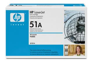 Картридж лазерный HP 51A (Q7551A)
