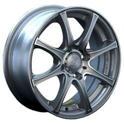 Автомобильный диск Литой LS 151 5,5x14 4/100 ET 45 DIA 73,1 SF