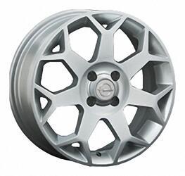 Автомобильный диск Литой LegeArtis OPL12 6,5x16 5/100 ET 37 DIA 65,1 Sil