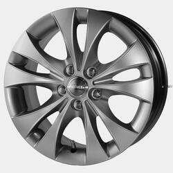 Автомобильный диск Литой Скад Арктур 6,5x15 5/114,3 ET 38 DIA 67,1 Селена