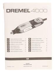 Гравер Dremel 4000 F0134000JG