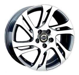 Автомобильный диск литой Replay V21 7,5x17 5/108 ET 55 DIA 63,3 GMF