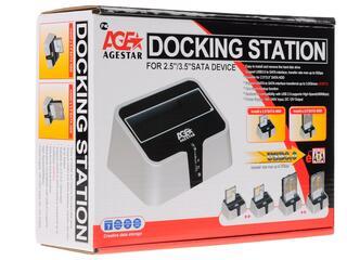Док-станция для накопителей Agestar 3CBT2