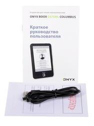 6'' Электронная книга ONYX Boox C67SML Columbus