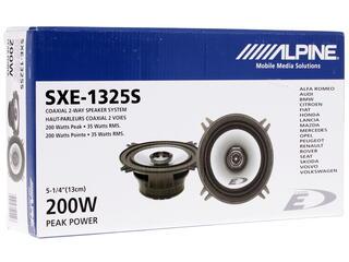 Коаксиальная АС Alpine SXE-1325S