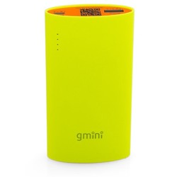 Портативный аккумулятор Gmini mPower Pro Series MPB521 желтый, оранжевый