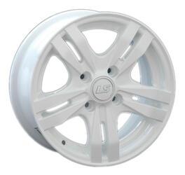 Автомобильный диск Литой LS 142 6,5x15 4/100 ET 40 DIA 73,1 White