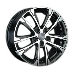 Автомобильный диск литой Replay VV137 7,5x17 5/112 ET 47 DIA 57,1 BKF