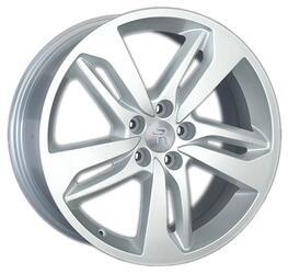 Автомобильный диск литой Replay LR40 9,5x20 5/120 ET 53 DIA 72,6 Sil