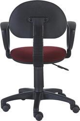 Кресло офисное Бюрократ Ch-213AXN красный
