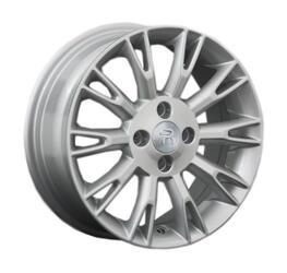 Автомобильный диск литой Replay FT2 6x15 4/98 ET 38 DIA 58,1 Sil