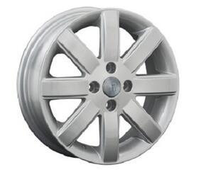 Автомобильный диск литой Replay NS44 5,5x15 4/100 ET 45 DIA 60,1 White