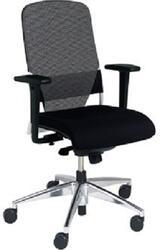 Кресло офисное ДЭФО Милтон черный