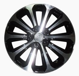 Автомобильный диск литой Replay KI141 7,5x18 5/114,3 ET 46 DIA 67,1 BKF