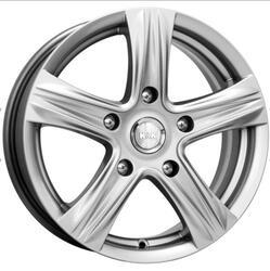 Автомобильный диск Литой K&K Легион 6,5x16 5/114,3 ET 45 DIA 60,1 Блэк платинум