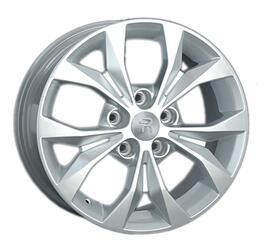 Автомобильный диск литой Replay NS103 6,5x16 5/114,3 ET 40 DIA 66,1 Sil