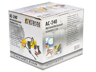 Компрессор для шин Chameleon AC-240