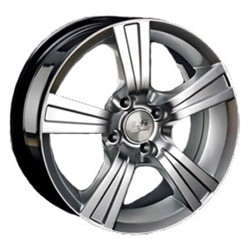 Автомобильный диск Литой LS T219 5,5x13 5/150 ET 35 DIA 58,5 HP