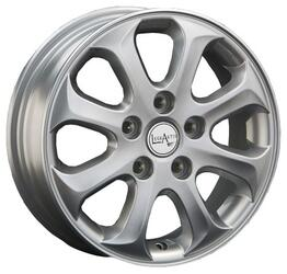 Автомобильный диск Литой LegeArtis HND23 5,5x15 4/100 ET 51 DIA 54,1 Sil