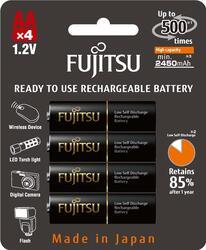 Аккумулятор Fujitsu HR-3UTHCEX(4B) 2450 мАч