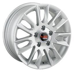Автомобильный диск Литой LegeArtis SK30 6x14 5/100 ET 43 DIA 57,1 Sil
