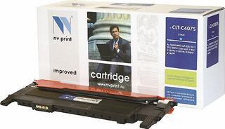Картридж лазерный NV Print CLT-C407S
