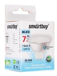 Лампа светодиодная Smartbuy SBL-GU5_3-07-40K-N