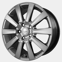Автомобильный диск Литой Скад Кастор 7,5x17 5/114,3 ET 42 DIA 67,1 Селена-супер