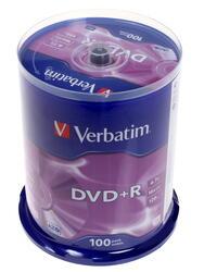 Диск Verbatim DVD+R 4.7Gb