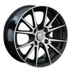 Автомобильный диск Литой LS 143 6,5x15 4/100 ET 40 DIA 73,1 BKF