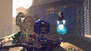 Игра для ПК LEGO Marvel Super Heroes