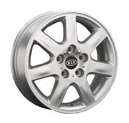 Автомобильный диск Литой Replay KI19 6x16 5/114,3 ET 51 DIA 67,1 Sil