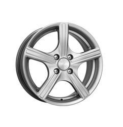 Автомобильный диск литой K&K Спринт 6,5x15 4/100 ET 48 DIA 54,1 Блэк платинум