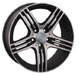 Автомобильный диск литой Replay MR74 7,5x17 5/112 ET 47 DIA 66,6 BKF