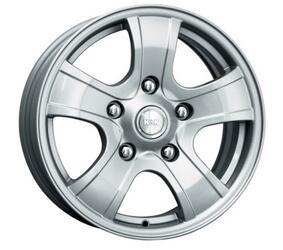 Автомобильный диск  K&K Тигр 7x16 5/139,7 ET 40 DIA 98 Блэк платинум